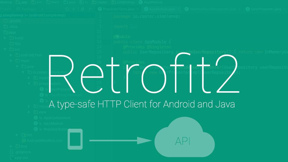 Hướng dẫn sử dụng thư viện retrofit2 get json data
