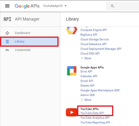 Hướng dẫn cách tích hợp youtube api v3 vào ứng dụng android - www